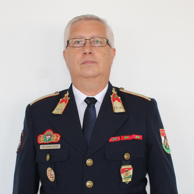 dr. Szabó Péter fotója