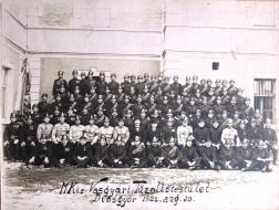 Magyar Királyi Tűzoltótestület -Diósgyőr, 1922. augusztus 20.